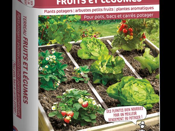 Terreau Fruits et Légumes