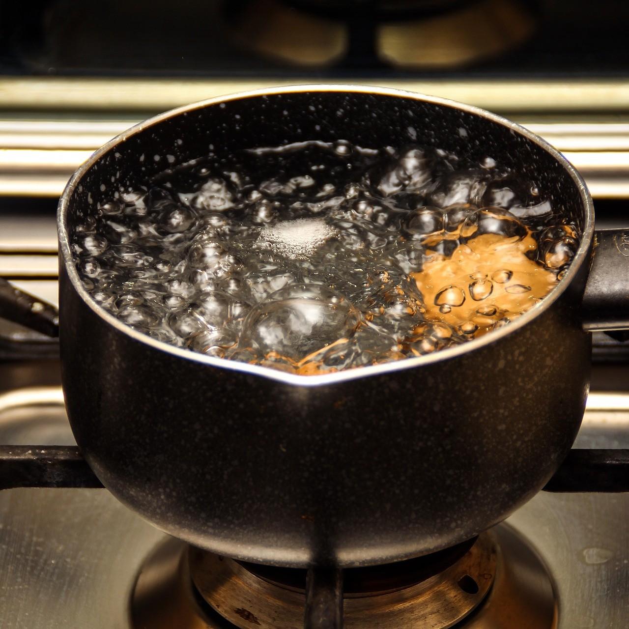 Eau de cuisson